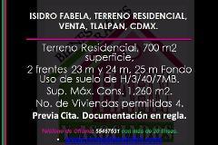 Foto de terreno habitacional en venta en  , ampliación isidro fabela, tlalpan, distrito federal, 3220020 No. 01