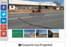 Foto de terreno habitacional en venta en  , anáhuac centro, cuauhtémoc, chihuahua, 4384764 No. 01
