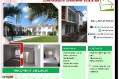 Foto de casa en venta en armadillo 1, geovillas los pinos ii, veracruz, veracruz de ignacio de la llave, 0 No. 01