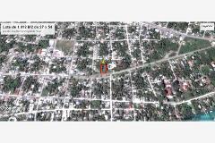 Foto de terreno comercial en venta en avenida 7 entre 32 y 34 32, centro de conservación e investigación de la vida, bacalar, quintana roo, 3643232 No. 01