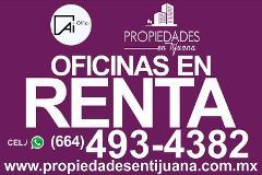 Foto de oficina en renta en avenida hipodromo 19, hipódromo, tijuana, baja california, 3658036 No. 01