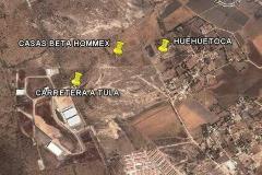 Foto de terreno habitacional en venta en avenida jalapa , huehuetoca, huehuetoca, méxico, 4374184 No. 01
