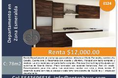 Foto de departamento en renta en avenida residencial chiluca 0, bosque esmeralda, atizapán de zaragoza, méxico, 4219487 No. 01