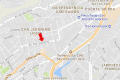 Foto de terreno habitacional en venta en avenida san jeronimo , san jerónimo lídice, la magdalena contreras, distrito federal, 4623903 No. 01