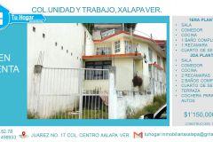 Foto de casa en venta en Adolfo Lopez Mateos, Xalapa, Veracruz de Ignacio de la Llave, 5393113,  no 01