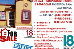 Foto de casa en venta en Villas del Real 2a Sección, Ensenada, Baja California, 5166161,  no 01