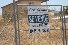 Foto de terreno habitacional en venta en melchor ocampo , benito juárez, playas de rosarito, baja california, 416316 No. 01