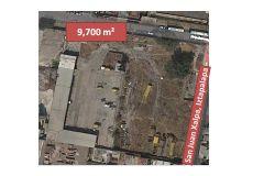 Foto de terreno habitacional en venta en San Juan Xalpa, Iztapalapa, Distrito Federal, 4284940,  no 01