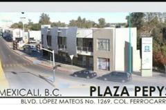 Foto de local en renta en boulevard lopez mateos 1269, ferrocarril, mexicali, baja california, 4548162 No. 01
