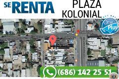 Foto de local en renta en boulevard macristy y montes de oca 1000, miraflores, mexicali, baja california, 0 No. 01