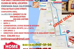 Foto de casa en venta en Villas del Real 2a Sección, Ensenada, Baja California, 5293831,  no 01
