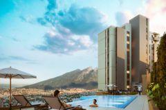 Foto de departamento en venta en Del Paseo Residencial, Monterrey, Nuevo León, 4368155,  no 01