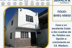 Foto de casa en venta en 15 de Mayo, Ciudad Madero, Tamaulipas, 4721629,  no 01