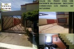 Foto de casa en venta en calendula 3, urbivilla del prado, culiacán, sinaloa, 4909090 No. 01