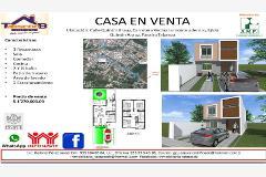 Foto de casa en venta en calle quintín arauz, carretera vecinal a monte adentro, ejido quintín arauz , quintín arauz, paraíso, tabasco, 4515819 No. 01