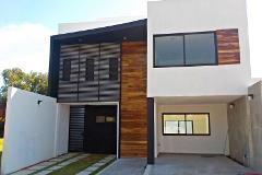 Foto de casa en venta en camino a momoxpan 3456, ex-hacienda la carcaña, san pedro cholula, puebla, 3987429 No. 01