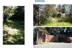 Foto de terreno habitacional en venta en camino a xicalco , san andrés totoltepec, tlalpan, distrito federal, 3292321 No. 01