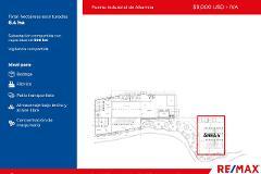Foto de nave industrial en renta en camino antiguo al ejido flores magón (área 4) 1801, ejido ricardo flores magón, altamira, tamaulipas, 4374588 No. 01