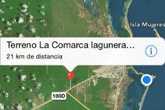 Foto de terreno comercial en venta en  , cancún centro, benito juárez, quintana roo, 1549630 No. 01