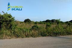 Foto de terreno habitacional en venta en carretera a juana moza , isla de juana moza, tuxpan, veracruz de ignacio de la llave, 0 No. 01