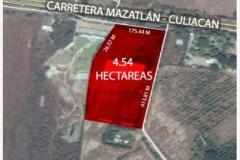 Foto de terreno habitacional en venta en carretera intern al sur , el castillo, mazatlán, sinaloa, 3486160 No. 01