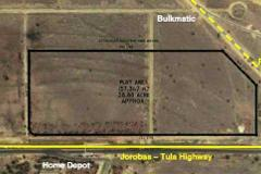 Foto de terreno habitacional en venta en carretera jorobas-tula , san pedro alpuyeca, tula de allende, hidalgo, 2732953 No. 01