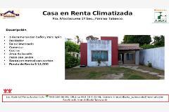 Foto de casa en renta en carretera vecinal paraiso a comalcalco sin numero, moctezuma 1, paraíso, tabasco, 3693239 No. 01