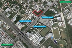 Foto de terreno comercial en venta en Santa Rita Cholul, Mérida, Yucatán, 4467247,  no 01