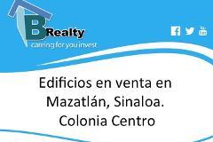 Foto de edificio en venta en  , centro, mazatlán, sinaloa, 2934240 No. 01