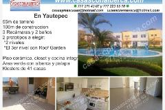 Foto de casa en venta en  , centro, yautepec, morelos, 4638853 No. 01