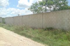 Foto de terreno habitacional en venta en  , chenku, mérida, yucatán, 2592186 No. 01