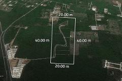 Foto de terreno habitacional en venta en  , cholul, mérida, yucatán, 4631739 No. 01