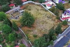 Foto de terreno habitacional en venta en cipreses , san andrés totoltepec, tlalpan, distrito federal, 4027873 No. 01