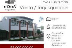 Foto de casa en venta en claustro san josé 3, los claustros, tequisquiapan, querétaro, 4590212 No. 01