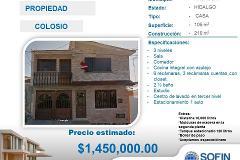 Foto de casa en venta en  , colosio, pachuca de soto, hidalgo, 2734374 No. 01