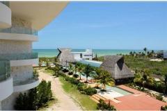 Foto de departamento en venta en condominio coral blu , telchac, telchac pueblo, yucatán, 4623119 No. 01