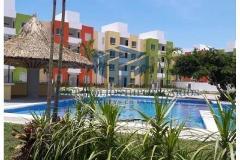 Foto de departamento en venta en condominio real del palmar, cayacos , nuevo cayaco, acapulco de juárez, guerrero, 4387367 No. 01