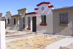 Foto de casa en venta en condominio sisoguichi 7461, villas residencial del real, juárez, chihuahua, 2125247 No. 01