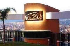 Foto de terreno habitacional en venta en cumbre de atacama 1, cimatario, querétaro, querétaro, 4905631 No. 01
