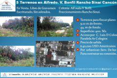 Foto de terreno comercial en venta en Colegios, Benito Juárez, Quintana Roo, 5370612,  no 01