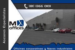 Foto de nave industrial en renta en La Encarnación, Apodaca, Nuevo León, 3240224,  no 01