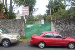 Foto de terreno habitacional en venta en San Jerónimo Aculco, La Magdalena Contreras, Distrito Federal, 4722433,  no 01