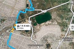 Foto de terreno industrial en venta en Los Reyes Acaquilpan Centro, La Paz, México, 5163380,  no 01