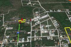 Foto de terreno habitacional en venta en Cholul, Mérida, Yucatán, 4572171,  no 01