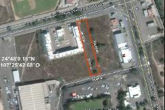Foto de terreno comercial en venta en  , desarrollo urbano 3 ríos, culiacán, sinaloa, 2338324 No. 01