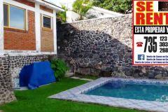 Foto de casa en renta en Miguel Hidalgo, Cuautla, Morelos, 5397462,  no 01