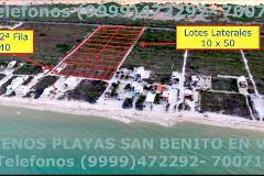 Foto de terreno habitacional en venta en  , dzemul, dzemul, yucatán, 2890417 No. 01