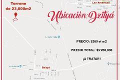 Foto de terreno comercial en venta en  , dzitya, mérida, yucatán, 4371068 No. 01