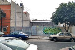 Foto de terreno habitacional en venta en Santa Maria La Ribera, Cuauhtémoc, Distrito Federal, 4933632,  no 01