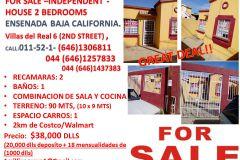 Foto de casa en venta en Villas Residencial del Real IV 2da. Sección, Ensenada, Baja California, 5215347,  no 01